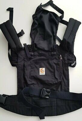 Ergo Baby Carrier Original - Black