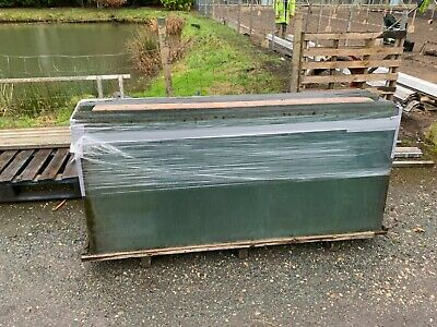 10 to 100 Greenhouse square head 11mm aluminium bolts+nuts see also our clipsx