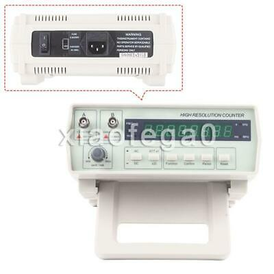 VC3165 Radio Frequency Counter RF Meter 0.01Hz~2.4GHz Professional Tester