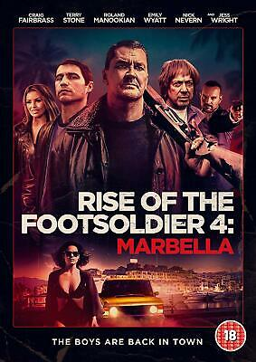 Rise of the Footsoldier 4: Marbella New DVD / Free Delivery