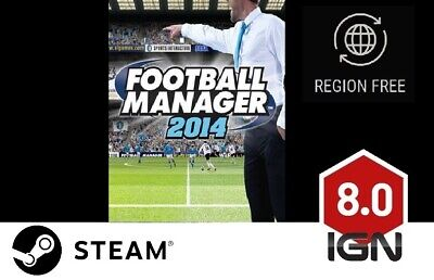 Football Manager 2014 [PC] Steam Download Key - FAST DELIVERY