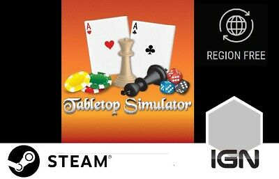 Tabletop Simulator [PC] Steam Download Key - FAST DELIVERY