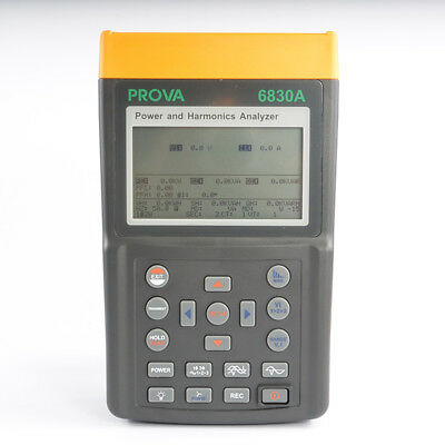 H● PROVA 6830A Power and Harmonics Analyzer