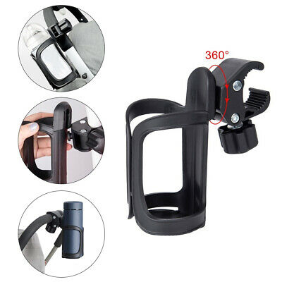 Bicycle Handlebar Drink Water Bottle Holder Mount Handle Bar Clamp On Cage SH1