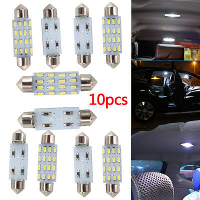 Maxlume ® 2835 SMD Can-Bus Highend Coche Bombillas LED Luces 7 Colores 12V 24V Interior