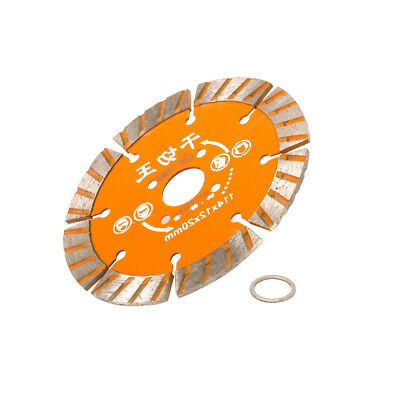 2x MPT Diamond Cutting Wheel 105mm Continuous Cut Off Disc Wet Dry Grinder Tile