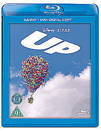 Up Blu-ray & DVD  (2010) Pete Docter cert U Incredible Value and Free Postage