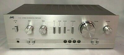 VINTAGE CLASSIC JVC A-S5 Stereo Integrated Amplifier Phono Stage Made in Japan