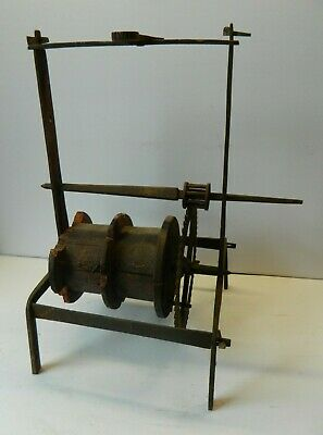Large Part from an Antique Turret Clock French