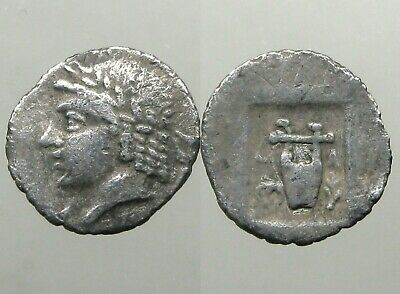 LYCIAN LEAGUE SILVER HEMIDRACHM___Ancient Greece___FIRST KNOWN DEMOCRATIC UNION