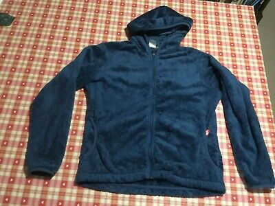 The North face zipped hoodie size - XL Ladies
