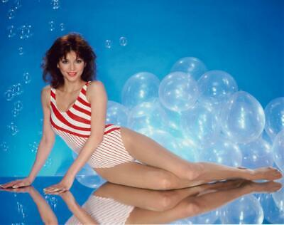 Victoria Principal 8x10 Photo Picture Very Nice Fast Free Shipping #9