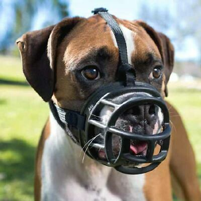 Baskerville Ultra Dog Muzzle, Comfortable Basket Muzzle