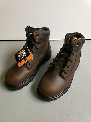 Men's Boots Timberland Pro 6 Inch Direct Attach Soft Toe WP