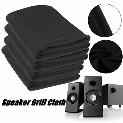 Acoustic Speaker Mesh Cloth Dustproof Protective Stereo Gille Fabric Accessories
