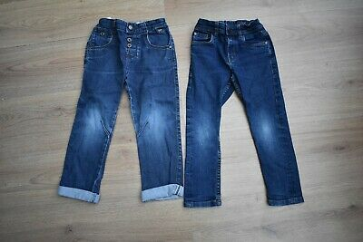 Boys Next & Jasper Conran Age 4-5 Years Jeans Bundle X2