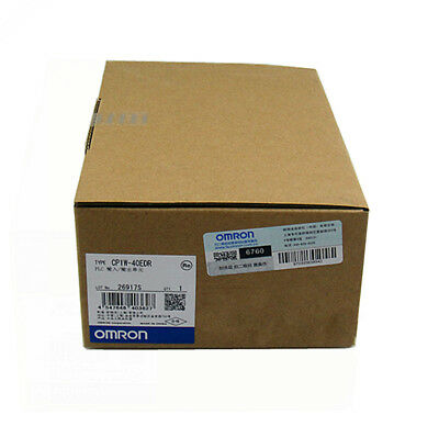 H● OMRON  CP1W-40EDR CP1W40EDR  Programmable Controller PLC