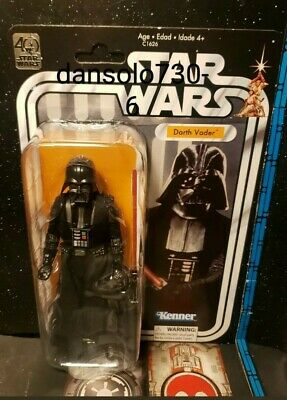 "Star Wars Black Series 40th Anniversary 6"" DARTH VADER"