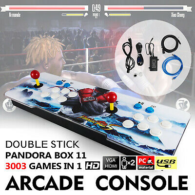 Pandora Box 11s 3003 Games in 1 Retro Video Game Double Stick Arcade Console