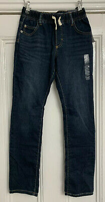Gap Boys Jeans- New With Tags-Age 12-XL-Slim Ultra Stretch- Blue- RRP £22.99