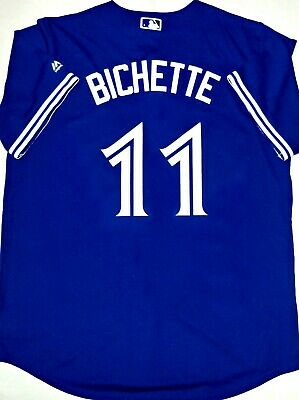 Men-Med-Nwt Bo Bichette Toronto Blue Jays Majestic Authentic Mlb Licensed Jersey