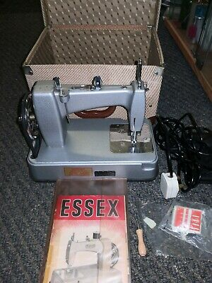 Vintage Sewing Machine - The Essex Minature Sewing Machine