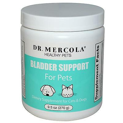 Healthy Pets, Bladder Support For Pets, 9.5 oz (270 g) - Dr. Mercola