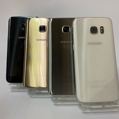 SAMSUNG GALAXY S7 G930 G930F 32GB - Unlocked - All Colours - Smartphone Mobile