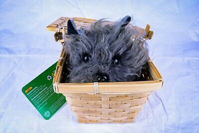 Wizard of Oz Dorothy/'s Toto in a BasketRubies 583