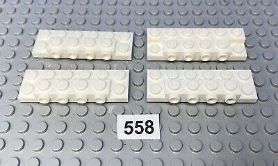 Lego 87609 Modified Plate Colour RED...Excellent Condition 15 pieces