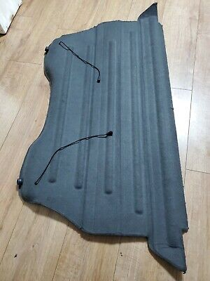 Ford C Max Model 2003 - 2010 Grey Folding Luggage Cover With Strings See Descrip