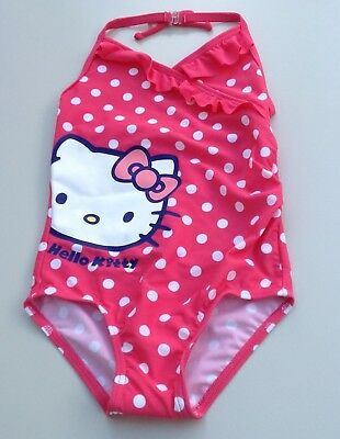 Marks and Spencer girls hello kitty swimsuit 2-3 years