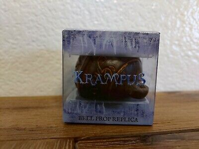 Krampus Bell - Movie Prop Replica - Made by WETA - Brand New in Display Box!