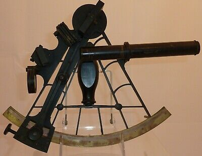 Antique Nautical Sextant by Spencer, Browning & Rust of London -ca. 1784 to 1840