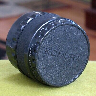 Komura for Hasselblad 2X Teleconverter Lens 6x6 Telemore 95  Japan + Caps