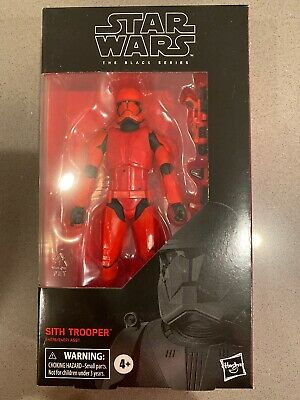 Star Wars Sith Trooper Rise of Skywalker Action Figure MIB