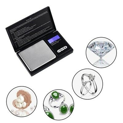 200g/0.01g LCD Digital Pocket Weighing Scale Jewelry Gold Gram Balance Weight