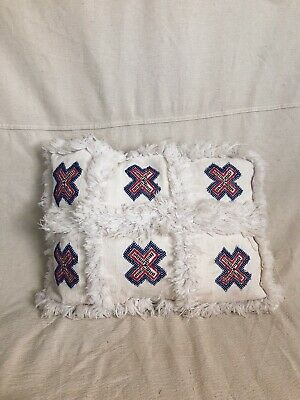 Vintage Moroccan Berber Cushion