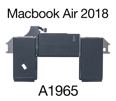 """NEW 661-11676 Apple Battery Replacement for MacBook Air 13/"""" Retina 2018"""