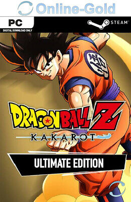Dragon Ball Z: Kakarot Ultimate Edition Key - PC STEAM Download Code - Weltweit