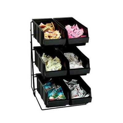 Dispense-Rite - WR-COND-6 - 6 Compartment Condiment Organizer