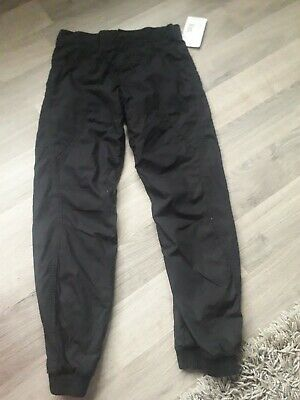 9 To 10 Years Boys Black Trousers New With Tags Marks And Spencer