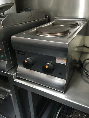 Lincat Tabletop 2 Ring Electric Hob good working order