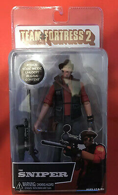 """NECA Team Fortress 2-7/"""" Scale Action Figures Series 4 RED Medic"""