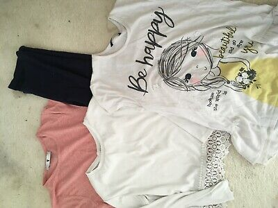 Small bundle girls clothes 6 items age 12-13. Including river island, George