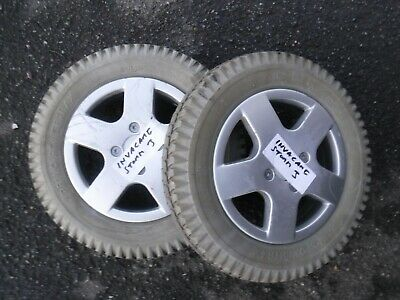 Power Chair Invacare Storm 3 Wheels  SOLID TYRES