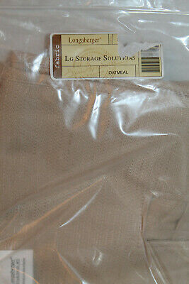 NEW Longaberger Large Storage Solutions Liner in Ivy #2074786