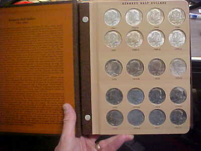 COMPLETE KENNEDY HALF DOLLAR 1971-2018 P/&D SET 94 DIFFERENT COINS