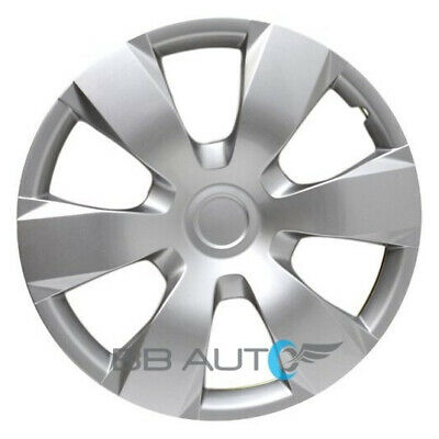 """NEW 16"""" Silver Hubcap Rim Wheel Cover Cap for 2007-2011 TOYOTA CAMRY"""