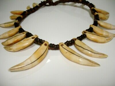 ZULU WARRIOR NECKLACE antique NECK PIECE very special very rare SOUTH AFRICAN